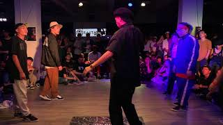 Soul Session Vol.2 // All Style 3on3 BEST8\\ Upstairs Apparel vs 你喜 thumbnail