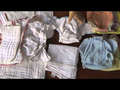 My Cloth Diapering Routine & What I Recommend For Cloth Diapering In Hot Weather, Ep84