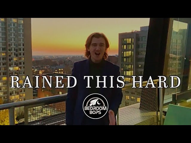 RAINED THIS HARD - The Pennchants (opb. Theo Kandel)