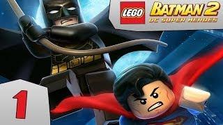 Zagrajmy w LEGO Batman 2: DC Super Heroes odc.1 Rozdanie nagród