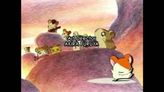 Hamtaro ED video - Dutch/Nederlands
