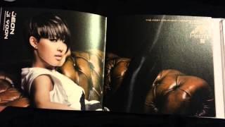 """4Minute - The First Mini Album """"For Muzik"""" Album (Unboxing)"""