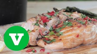 Grilled Maple Salmon | Barry's Bbq S1e7/8