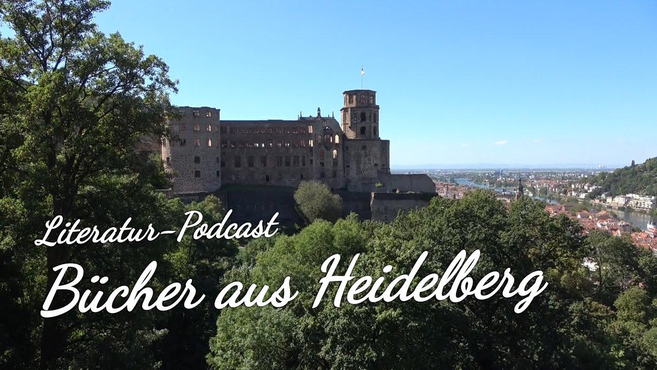 Literatur Podcast Bücher aus Heidelberg 20