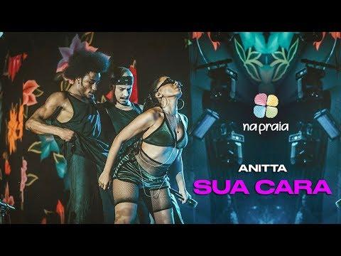 Anitta SUA CARA ao vivo Na Praia em Brasília 13072019