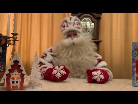 """К акции ГТРК """"Иртыш"""" #сидимдома присоединился и главный Омский Дед Мороз"""