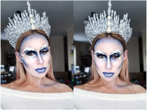 Ice queen crown/how to make a home easy/Andelika beauty