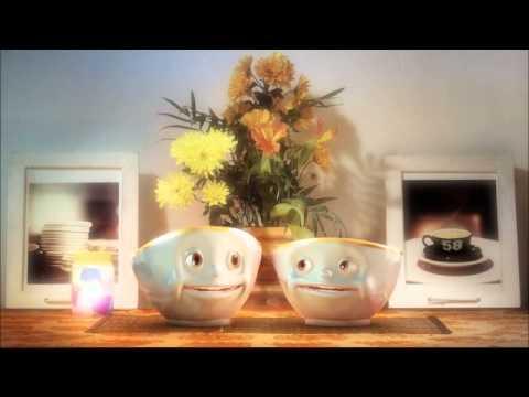 Freche Tassen - die Kleinen trainieren