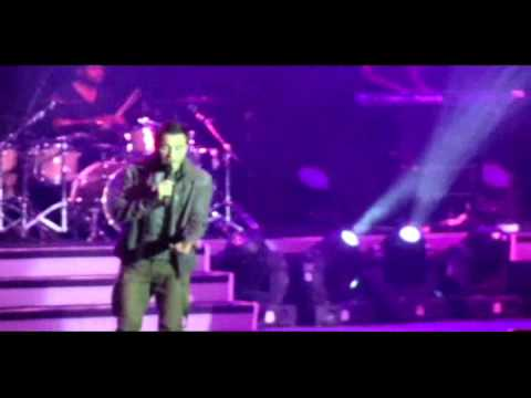 WESTLIFE SEASON IN THE SUN LIVE IN JAKARTA GRAVITY TOUR 2011