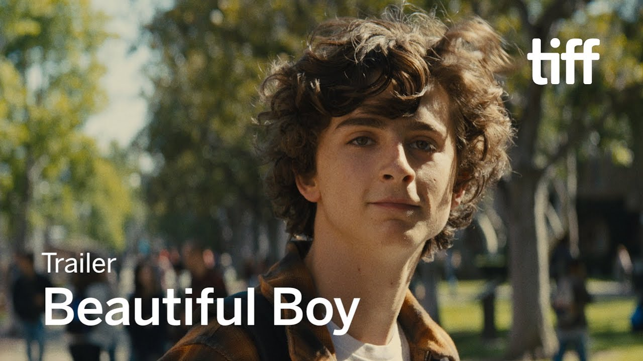 Beautiful Boy Trailer Tiff 2018
