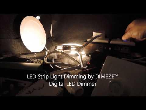 TRIAC Dimmer vs Digital LED Dimmer