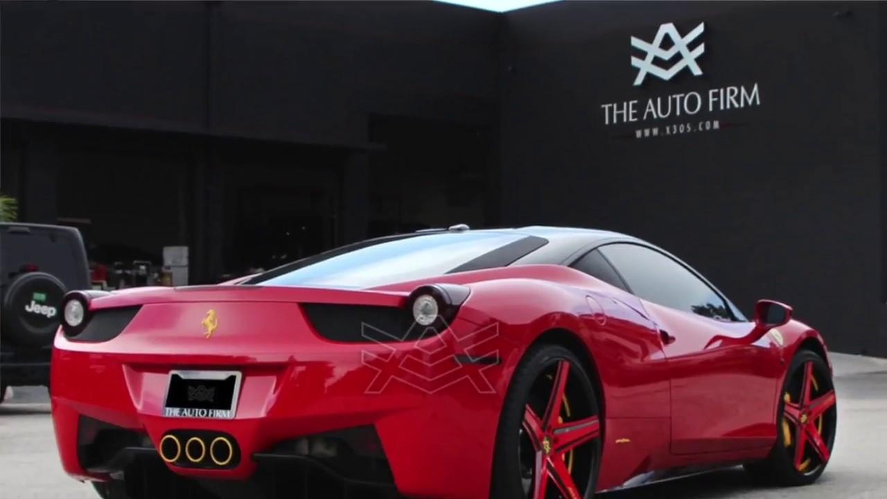 Techno CNC Systems x Alex Vega The Auto Firm: Customer Feature