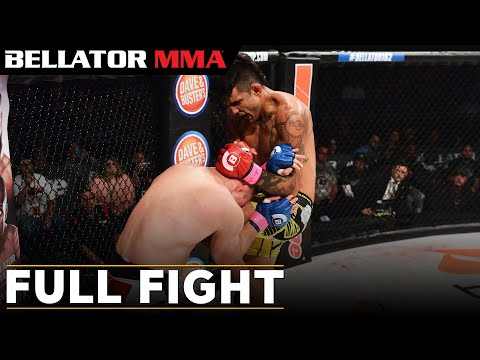 Bellator MMA: Alexander Shlemenko vs. Kendall Grove FULL FIGHT