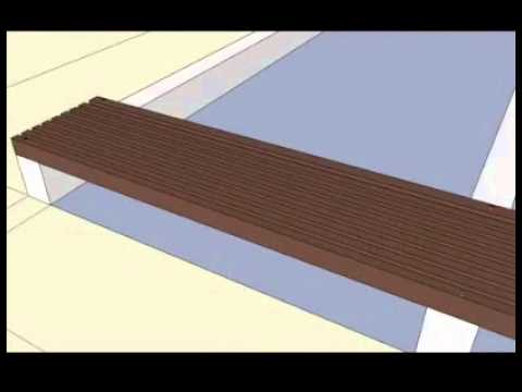 Terras bangkirai tropisch hout youtube2 youtube - Terras hout ...