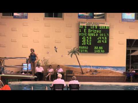 SWC Diving Competition