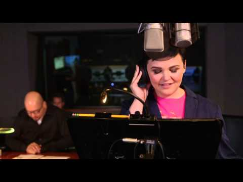 Tinker Bell Legend of NeverBeast - Ginny Goodwin, Rosario Dawson - Behind the Scenes