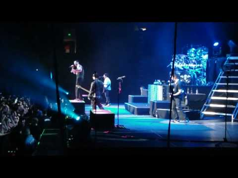 Avenged Sevenfold - Scream, Live In Oakland, @ Oracle Arena