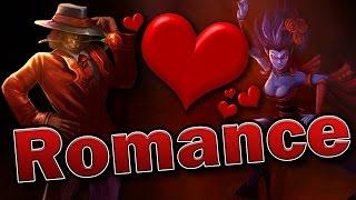 [LoL] Романтические отношения в Лиге Легенд