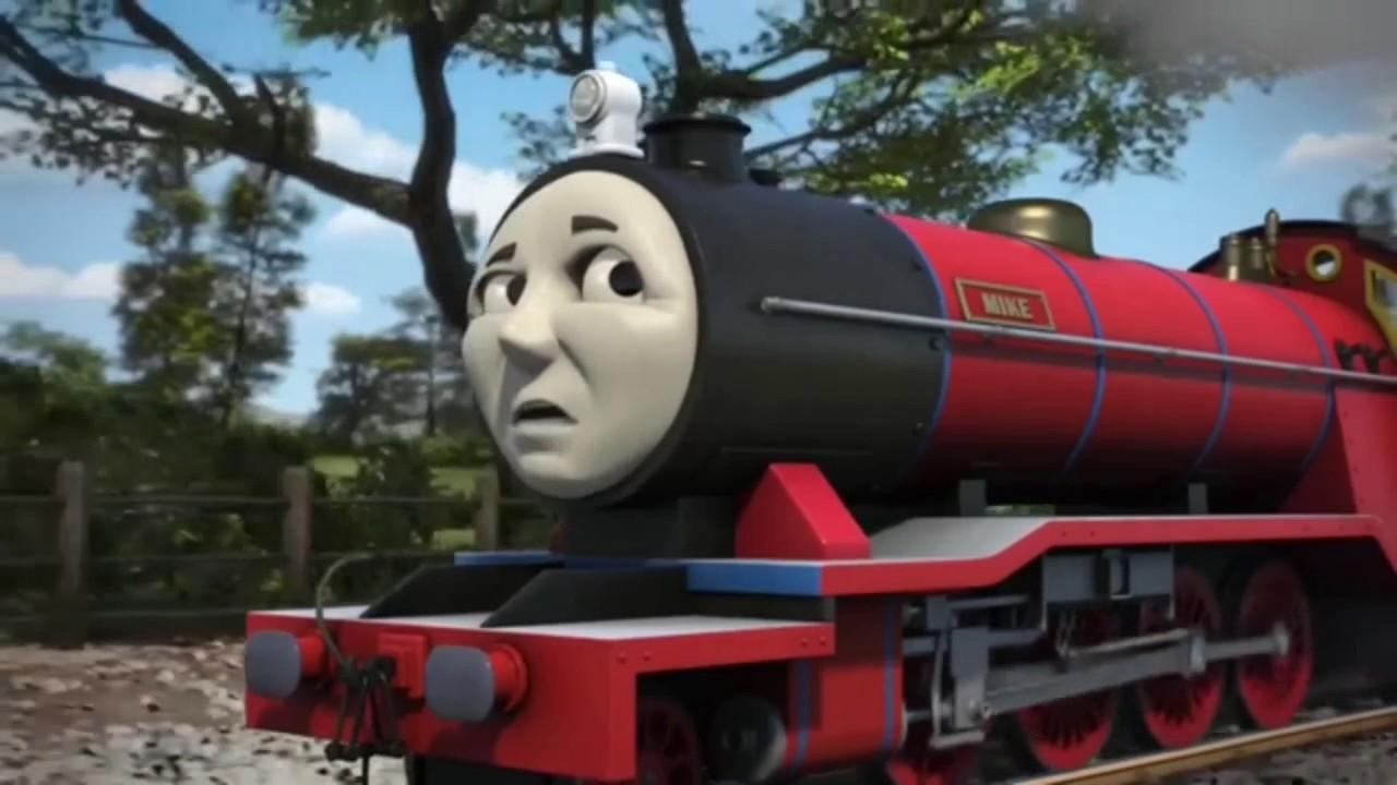 Thomas E Seus Amigos O Apito Do Mike Youtube