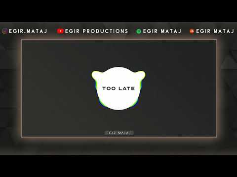 ( FREE ) '' Too late '' – Hip Hop Trap Instrumental Beats / Type Beat 2020 / Rap Beats