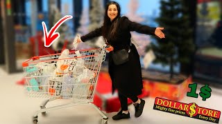 تسوقو معي 🛒 أكبر مشتريات من متجر (1) دولار$