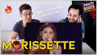 Morissette Amon - Asia song festival 2017 | Reaction (Effortlessly)