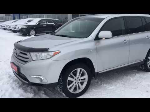 Купить Тойота Хайлендр (Toyota Highlander) с пробегом бу в Саратове Автосалон Элвис Trade In