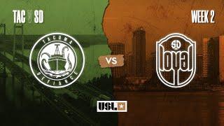 Tacoma Defiance vs. San Diego Loyal: March 11, 2020