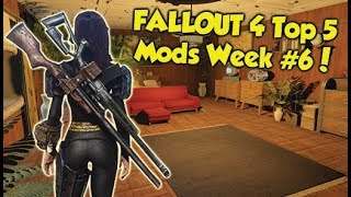Fallout 4 Top 5 Mods of the Week #6 (Xbox One Mods)