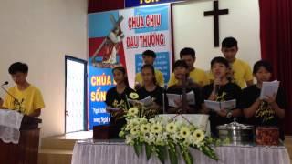 Việt Nam thuộc Chúa - Sứ mạng - Ban Thiếu Niên Xuyên Mộc