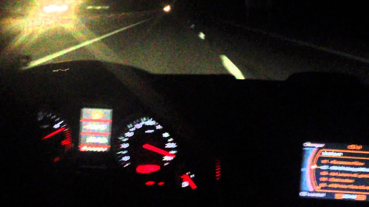 audi a8 3 0 tdi 0 250 top speed attempt youtube. Black Bedroom Furniture Sets. Home Design Ideas