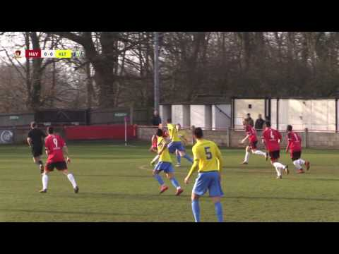 2017 02 18 Hayes & Yeading Utd v Kings Lynn Town   Highlights