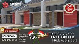 Inspirasi Rumah   Free All Biaya   Fortuna Residence Bekasi
