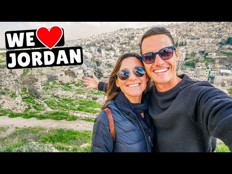 JORDAN Travel Vlog | Jesus Was Baptized HERE (Jerash \u0026 Mt. Nebo)