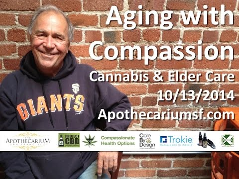 Aging With Compassion Symposium (Developed & Hosted by AFW/The Apothecarium)