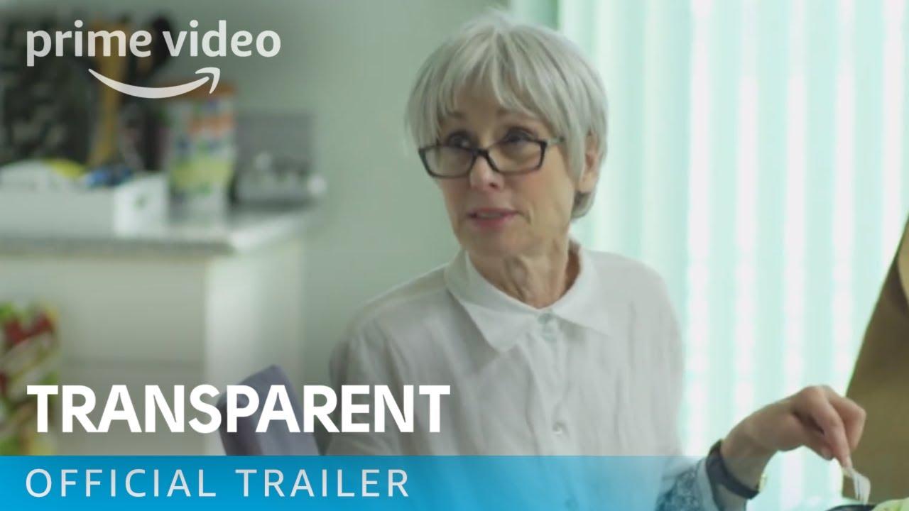 Download Transparent Season 1 - Official Trailer | Prime Video