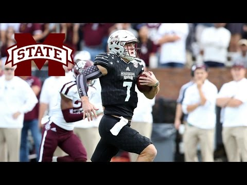 Slick Nick || Mississippi State's Nick Fitzgerald || 2016 Highlights ᴴᴰ
