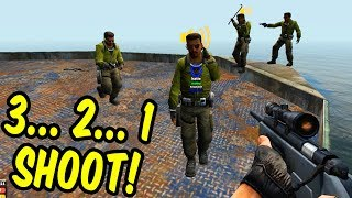 SYNCED ASSASSINS! - Trouble in Terrorist Town