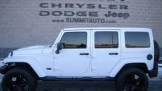 Jeep Wrangler Polar Edition 2014 Videos