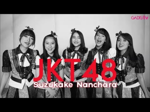 jkt48 suzukake nanchara live at gadismagz