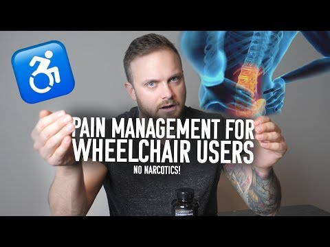 Pain Management Tips For Wheelchair Users - THEY REALLY WORK