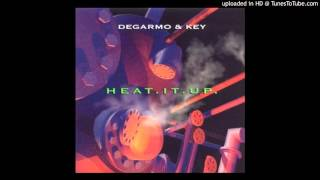 Watch Degarmo  Key Never Look Back video