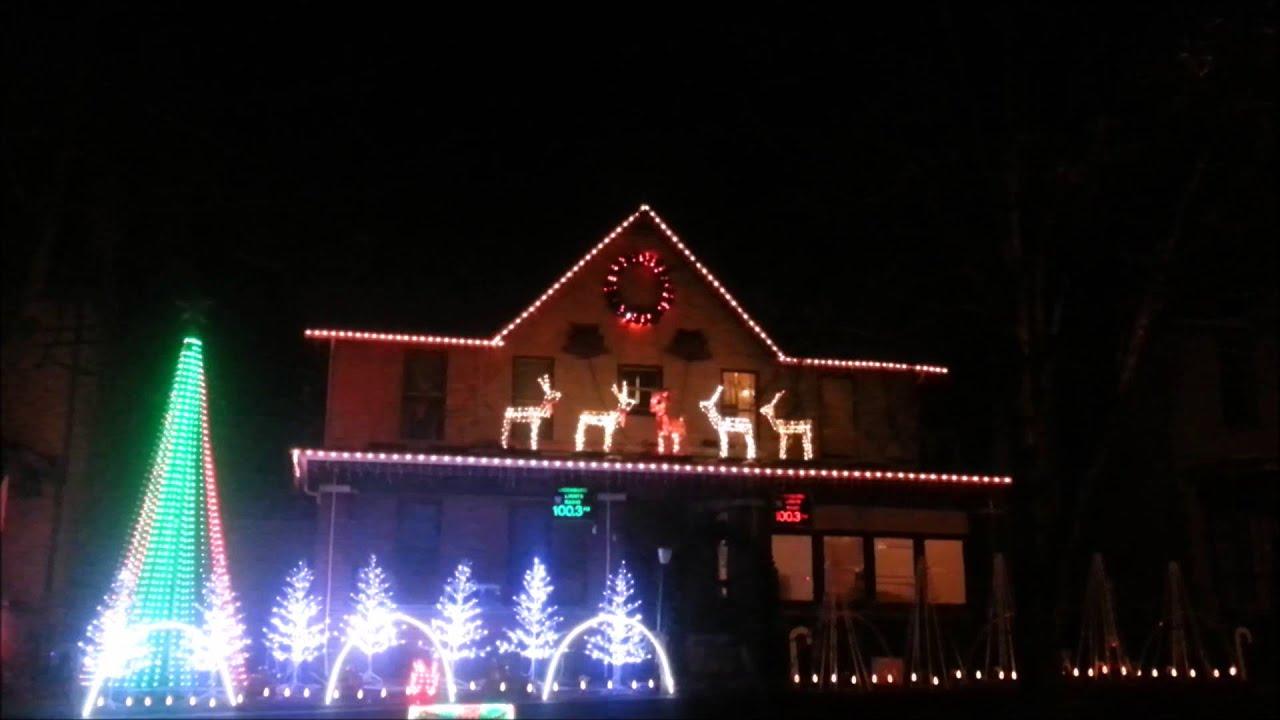 Download Little Saint Nick Christmas Lights 2015