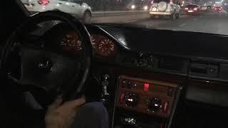 Mercedes W124 E230 отзыв владельца