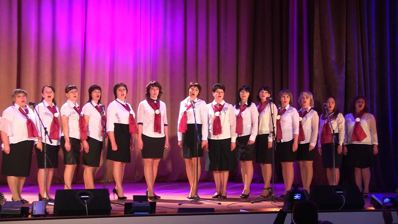 Фестиваль патриотической песни в Быково 2018