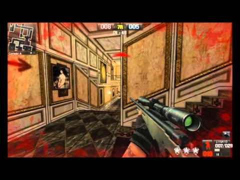 Frag Movie Sniper L11A1 D Point Blank