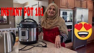 How to use the Instant Pot - Instant Pot 101 for Beginners with Raihana's Cuisines