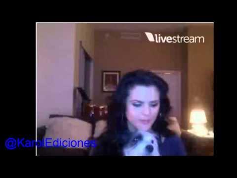 Isabella Castillo - Twitcam 23/12/13 (Completa)
