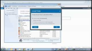 Remove Conduit Toolbar from Internet Explorer
