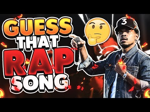 Guess That Rap Song LEVEL 8 🤔🔥